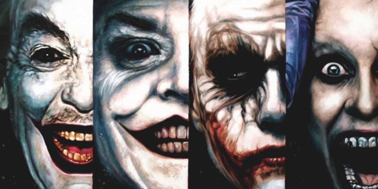 Joker Why So Serious Why Is The Joker So Serious? Comic Books