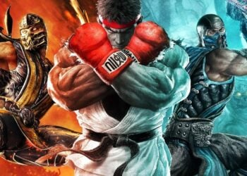 Mortal Kombat x Street Fighter