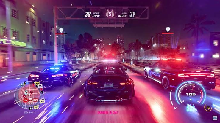 Need For Speed Heat - Review