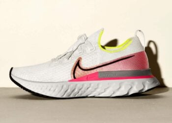Push the Boundaries with the Nike React Infinity Run