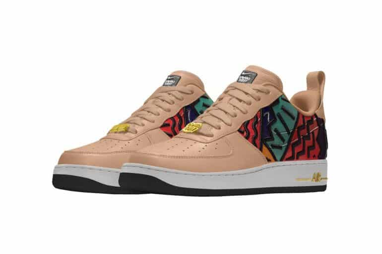 Nike By You Partners with SA's Karabo Poppy for Air Force 1 Collaboration