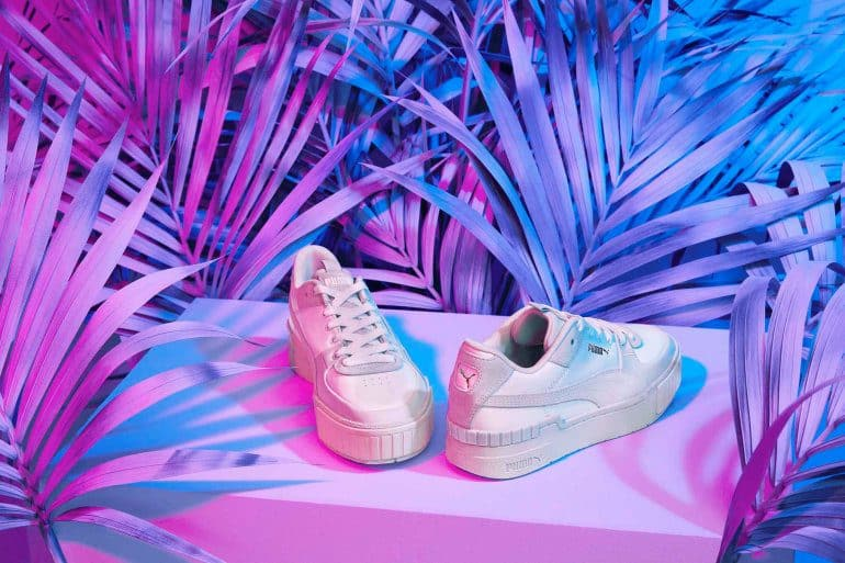 PUMA Extends Cali Range - Drops New Cali Sport with Selena Gomez