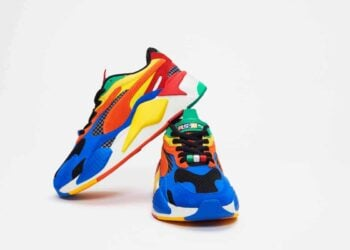 PUMA Partners with RUBIK'S Brand Ltd for PUMA x RUBIK'S Collection
