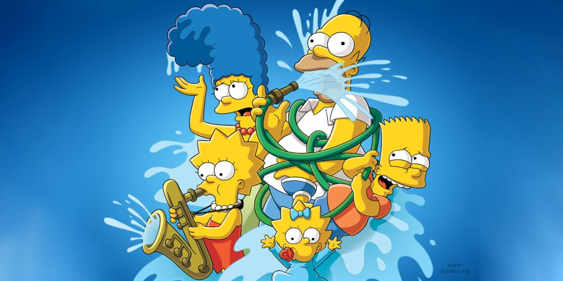The Simpsons Ending