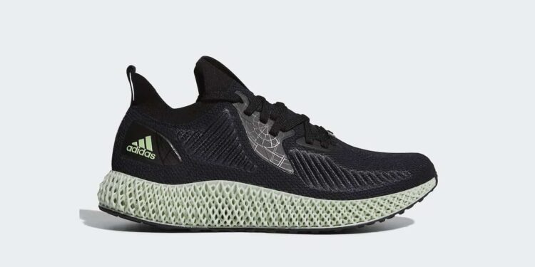 adidas Alphaedge 4D Turns to Dark Side with Death Star Sneaker