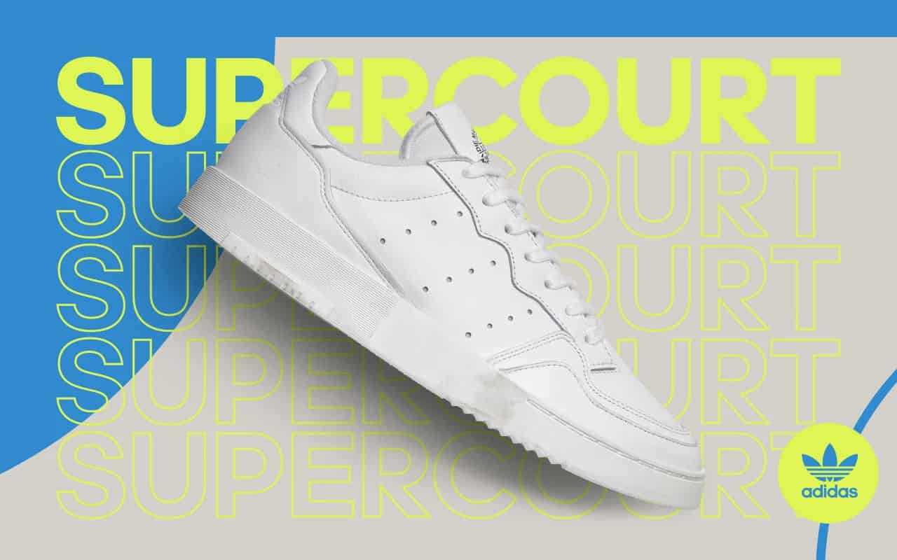 adidas Originals Home of Classics Supercourt