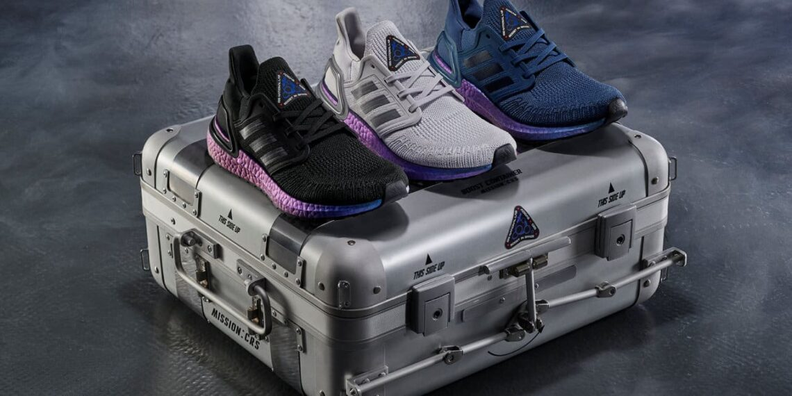 adidas Launch Out of this World Ultraboost 20 in Partnership with ISS