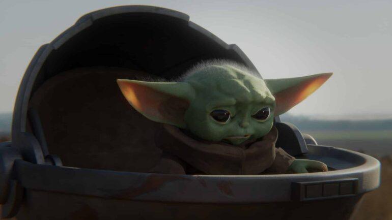 Baby Yoda toys The Mandalorian