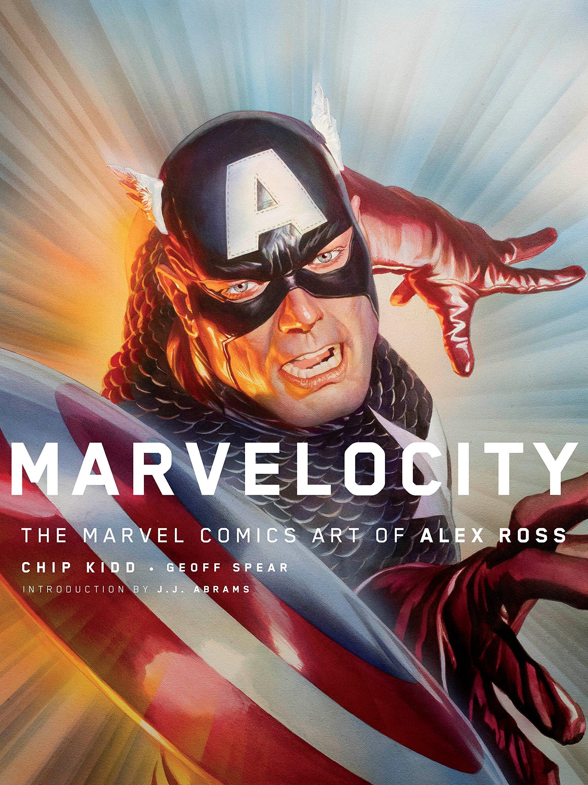 Marvelocity The Marvel Comics Art of Alex Ross Review