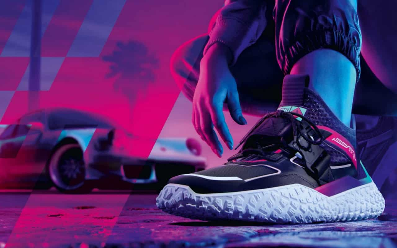 Win a Pair of PUMA Hi OCTN X NFS Sneakers