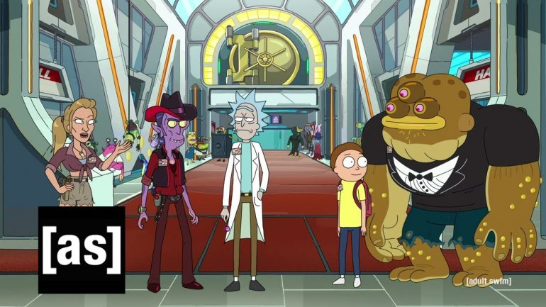 Rick And Morty Season 4 – One Crew over the Crewcoo's Morty Review