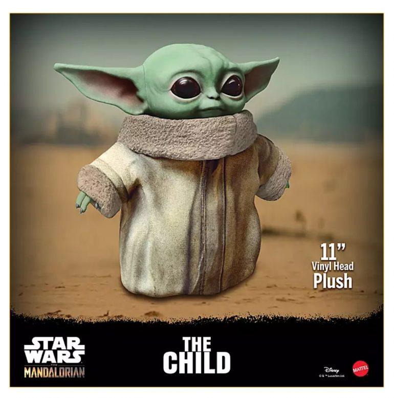 Baby Yoda Toy Disney