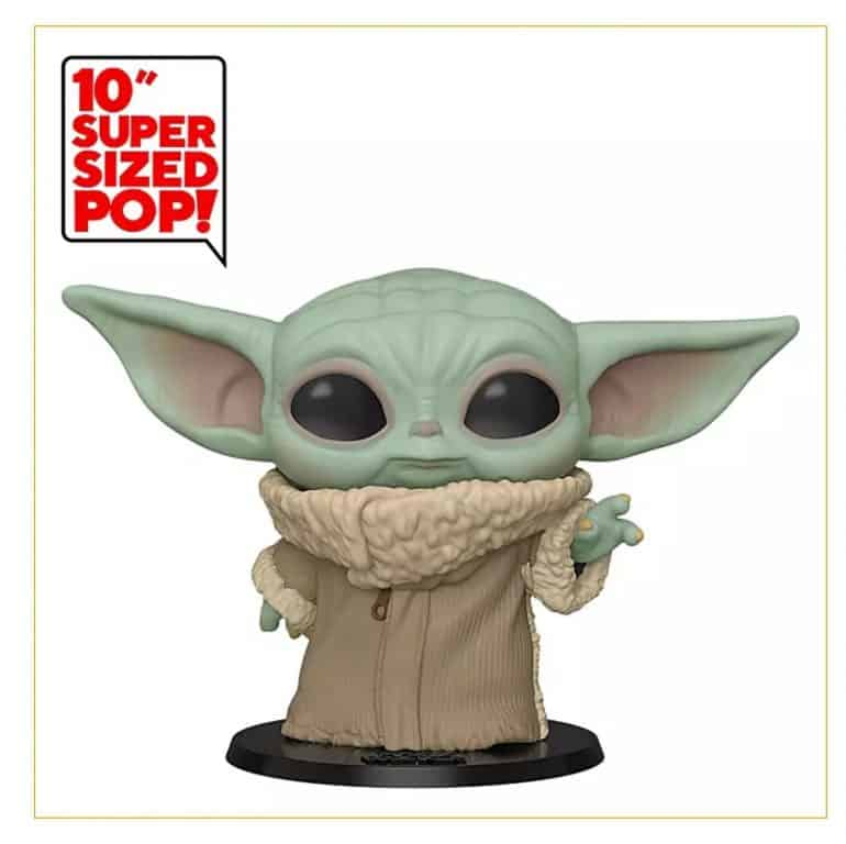 Baby Yoda Disney Toys