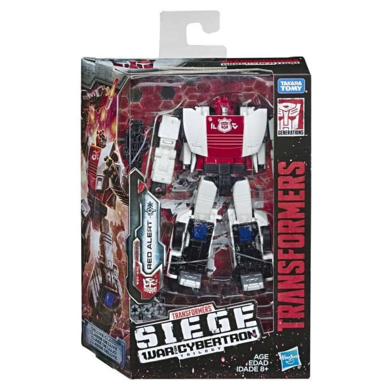 Transformers Siege: War for Cybertron WFC-S35 Review – Easy Peasy
