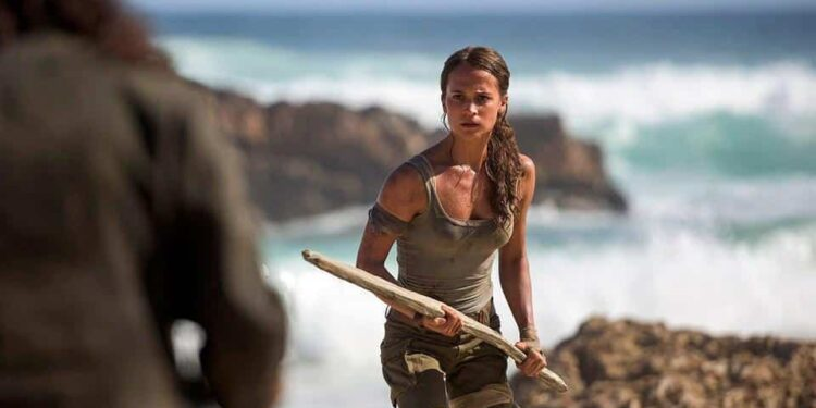 alicia vikander tomb raider 2 Have We Seen the End of the Video Game Movie Curse? Gaming