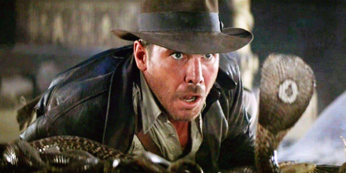 indy Indiana jones Spielberg