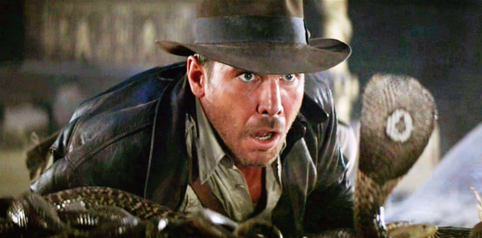 indy Indiana jones Spielberg