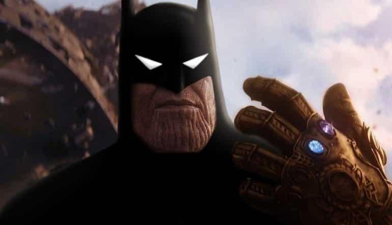 Batman Thanos