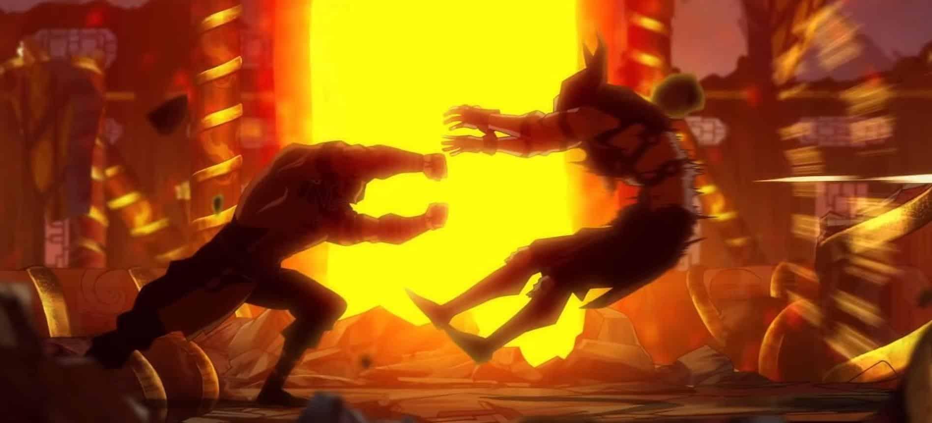 Get Over Here! Watch The Mortal Kombat Legends: Scorpion's Revenge Trailer
