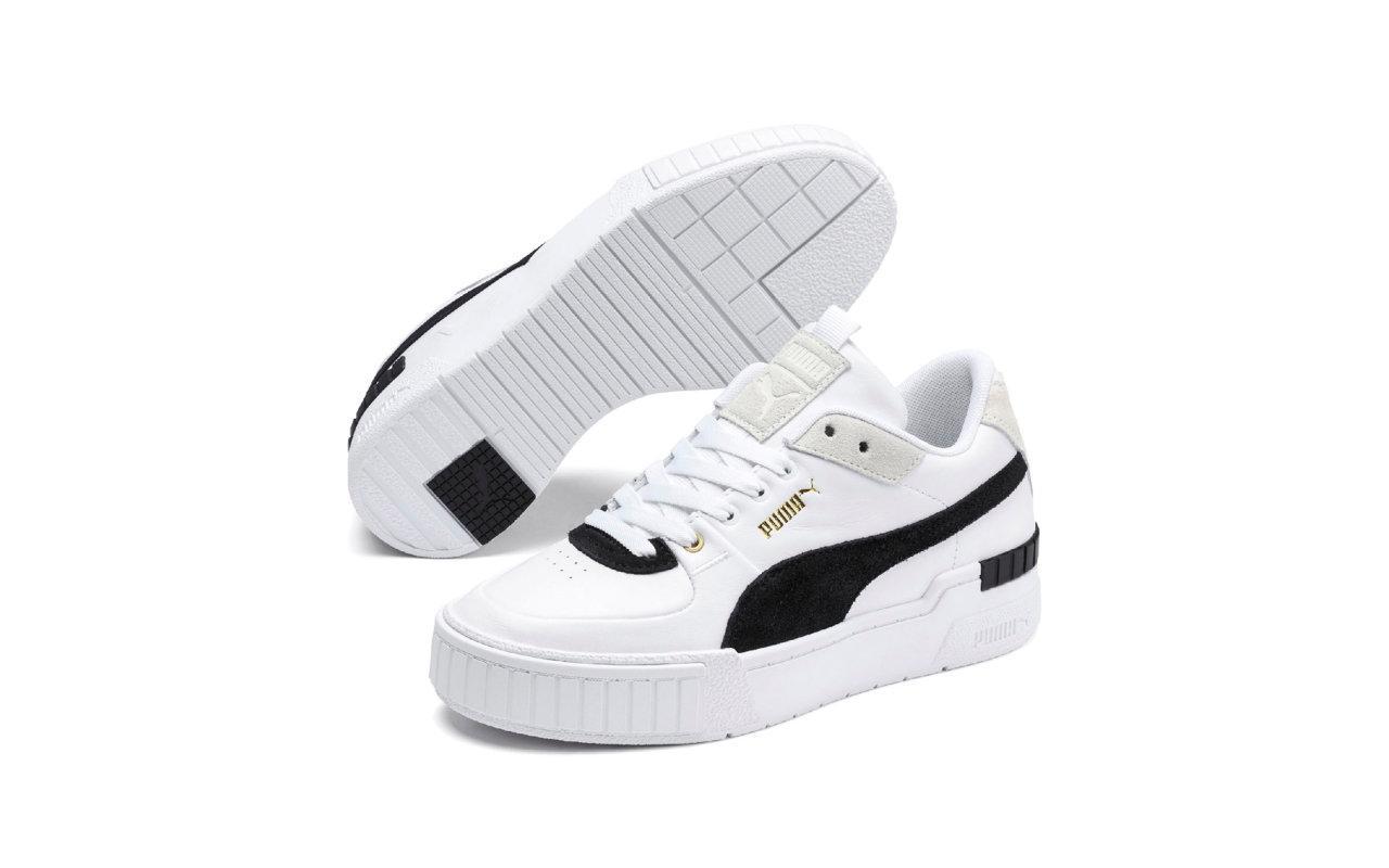 PUMA Releases New Cali Sport Heritage Sneaker