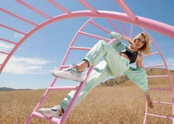 PUMA Partners with Cara Delevingne for PUMA Rise Drop