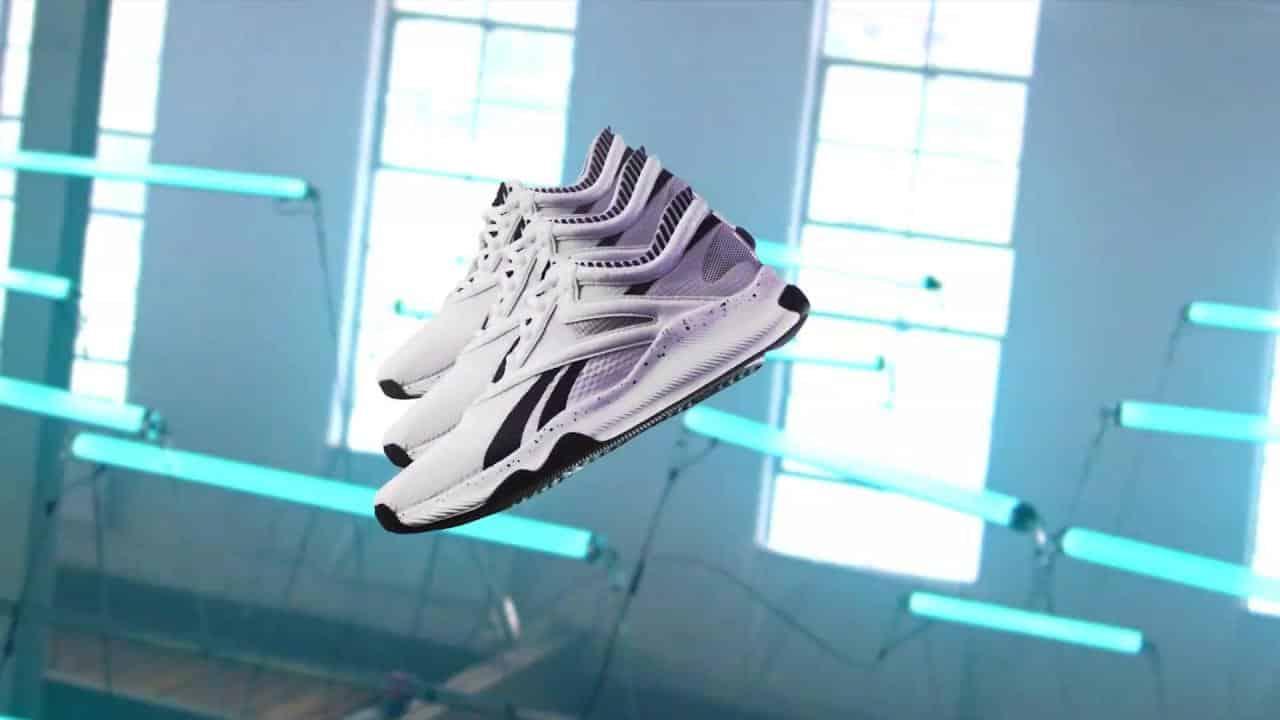 Reebok Drops New HIIT TR Fashion-Forward Fitness Sneaker