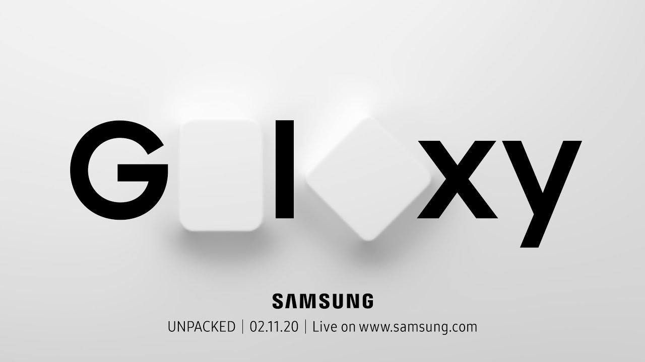 Samsung Confirms Next Unpacked Event Date for Galaxy S11 Launch