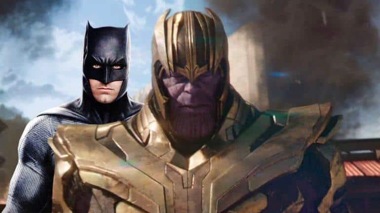 Thanos Batman Brolin