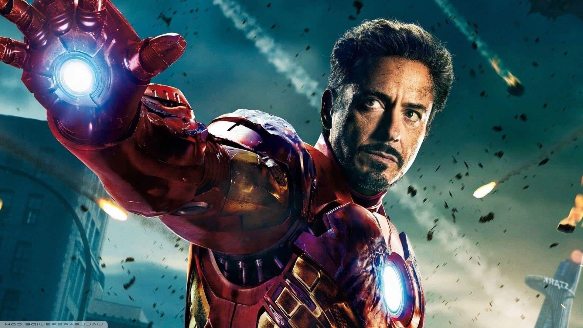 Tony Stark Iron ManTony Stark Iron Man