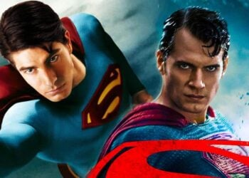 Who's The Better Superman, Henry Cavill Or Brandon Routh
