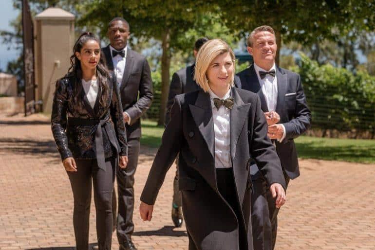 doctor who season 12 episode 1