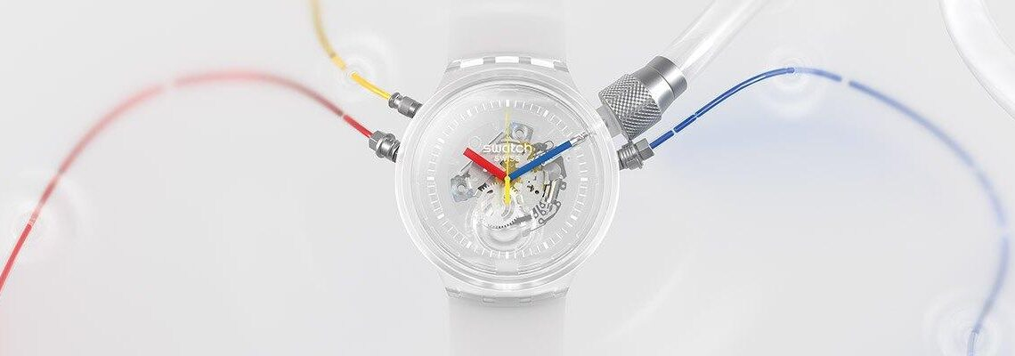 Swatch South Africa Launches New Big Bold Jelly Collection