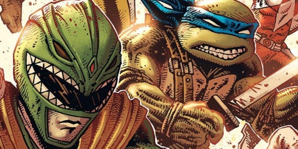 Shredder Green Ranger