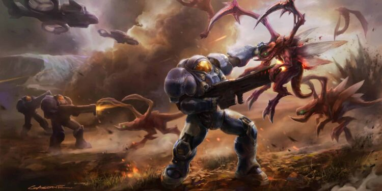 starcraft old pc games Old PC Games Still Getting Updated Today Gaming