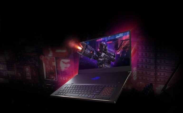 ASUS ROG Zephyrus S GX701 Review – Crazy Levels of Performance - Fortress of Solitude