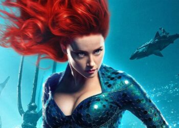 Aquaman 2 AMber Heard