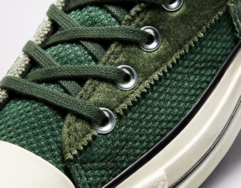 Converse Drops New Mono Patchwork Chuck 70 Sneakers