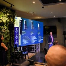 DSC 0007 Philips South Africa Launches New OneBlade Shaver Tech