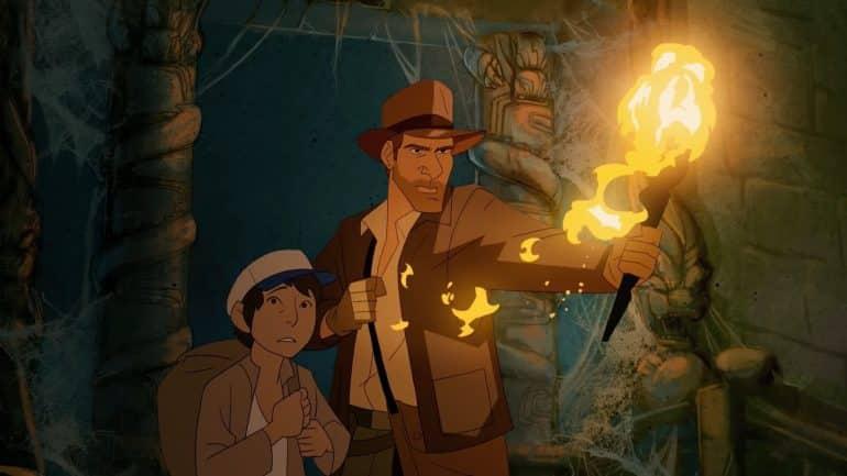 Disney Indiana Jones Game