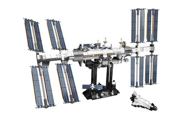 LEGO Ideas Introduces New International Space Station Set