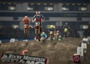 Monster Energy Supercross - The Official Videogame 3 Game Review