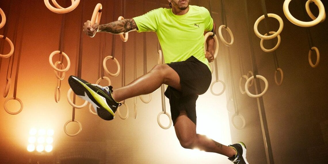 PUMA Launches LQD CELL Hydra in Partnership with Lewis Hamilton