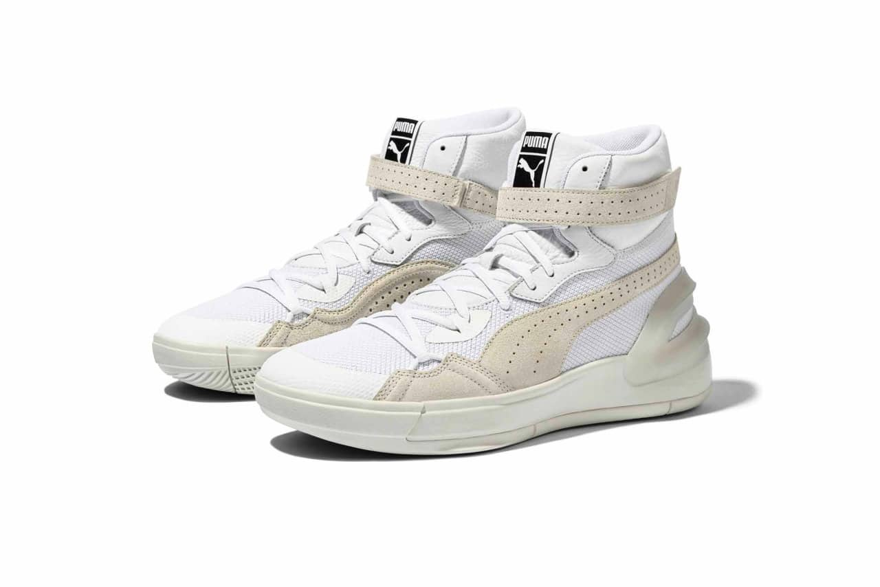 PUMA Announced Partnership J Cole and Drops Sky Dreamer Sneaker