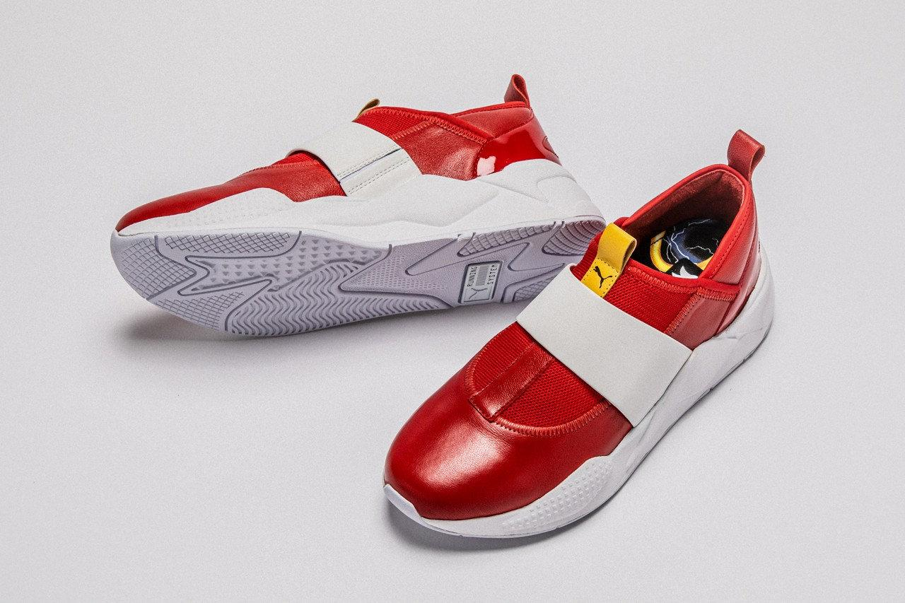 PUMA Partners with Shoe Surgeon for Real-Life Sonic Sneaker