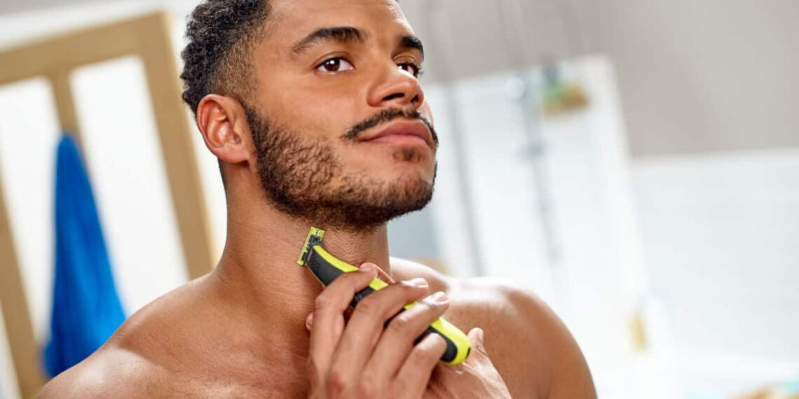 Philips South Africa Launches New OneBlade Shaver
