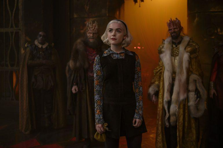 The Chilling Adventures Of Sabrina Season 3: Hell Has Never Been Hotter