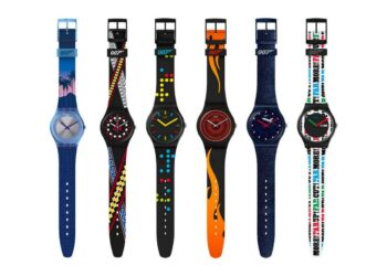 Swatch X 007 Captures Spirit of James Bond With Collection
