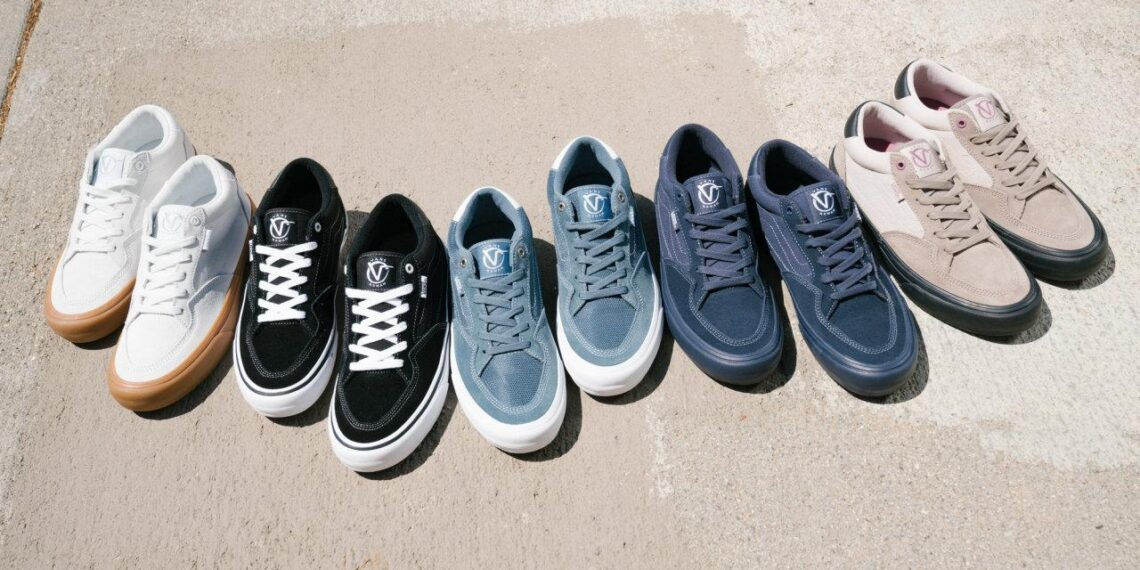Vans Partners with Rowan Zorilla for Rowan Pro Skate Shoe