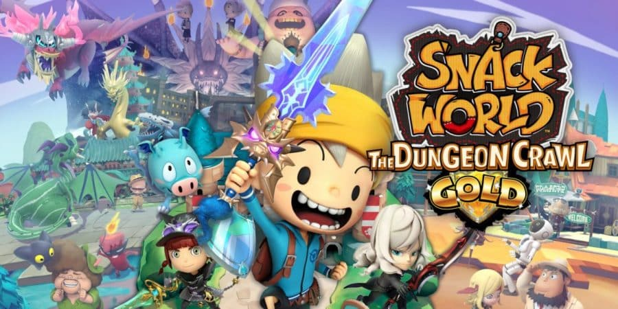 Anarchic Energy Sustains Snack World: The Dungeon Crawl – Gold - Fortress of Solitude