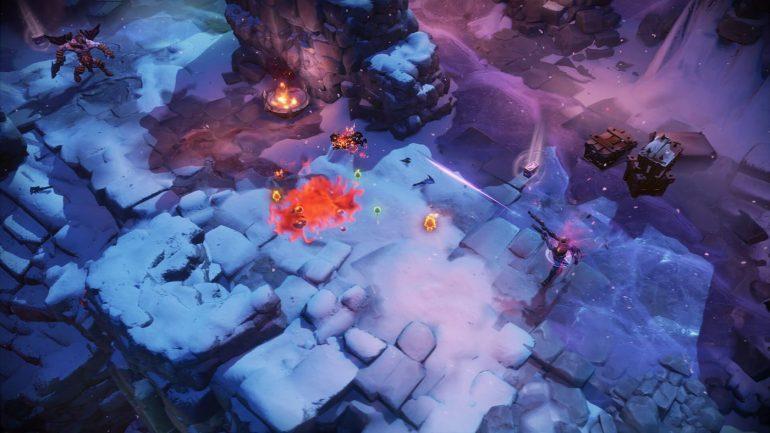 ds2 Darksiders Genesis - More Combat, Platforming And Puzzle-Solving Gaming